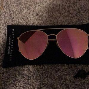 Quay sunglasses! New!
